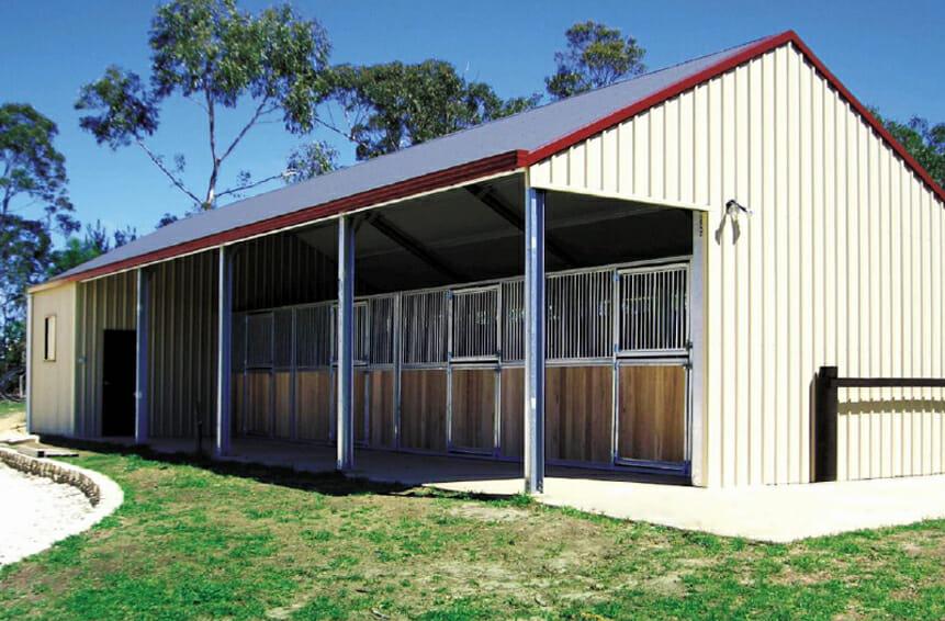 Equine Sheds Perth