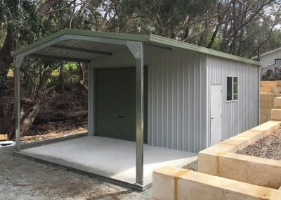 Residential shed builder perth
