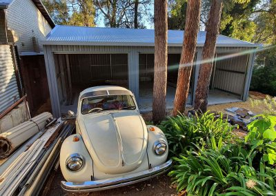 residential Shed in perth