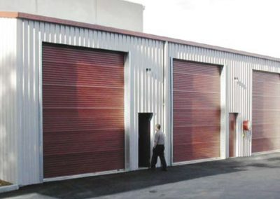 Commercial Industrial Sheds - Spinifex Sheds Perth