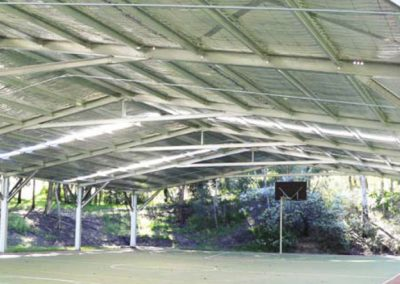 Commercial Shelter - Spinifex Sheds Perth
