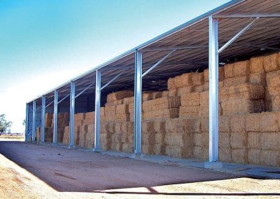 Hay Shed - Spinifex Sheds