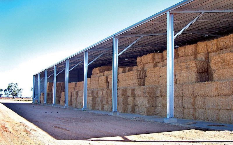 rural sheds perth