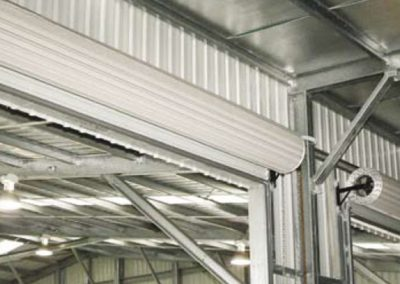 Industrial Shed Design - Spinifex Sheds Perth