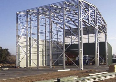Industrial Sheds - Spinifex Commercial Sheds in Perth