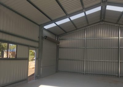 Rural Storage Shed - Spinifex Sheds
