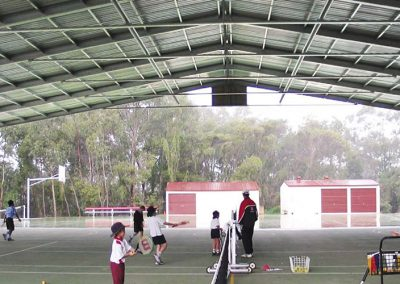 Sport Hall Sheds - Spinifex Sheds Perth