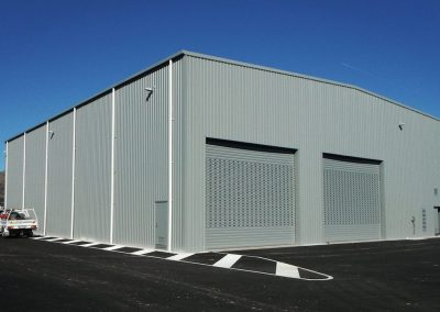 Large Commercial Buildings - Spinifex Sheds