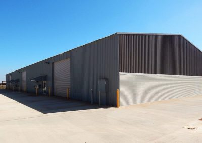 Industrial Sheds Perth - Spinifex Sheds