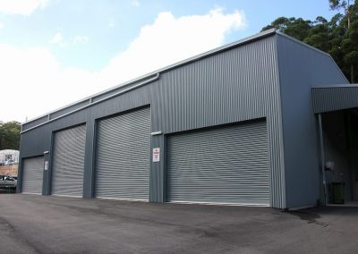 Industrial Building - Spinifex Sheds