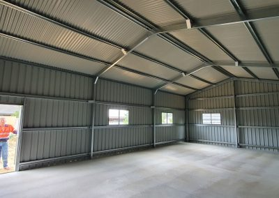 Commercial Shed in Perth