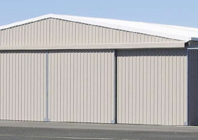 large industrial sheds