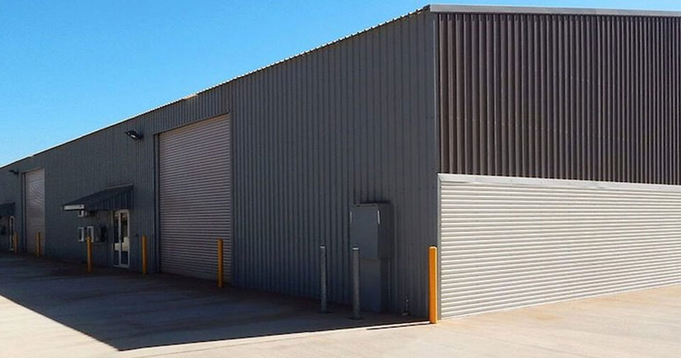 Commercial Sheds Perth