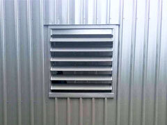 Shed Louvres